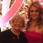 Cancer expert teams up with Liz Hurley for worldwide campaign