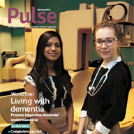 Pulse magazine - Spring - cover 16